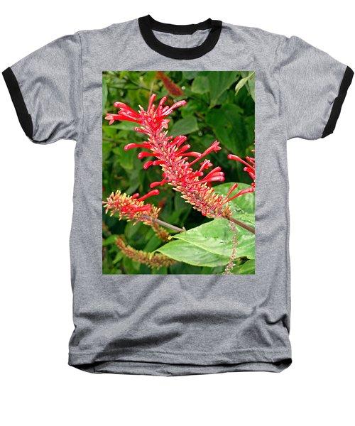 Red Fingerlings Baseball T-Shirt