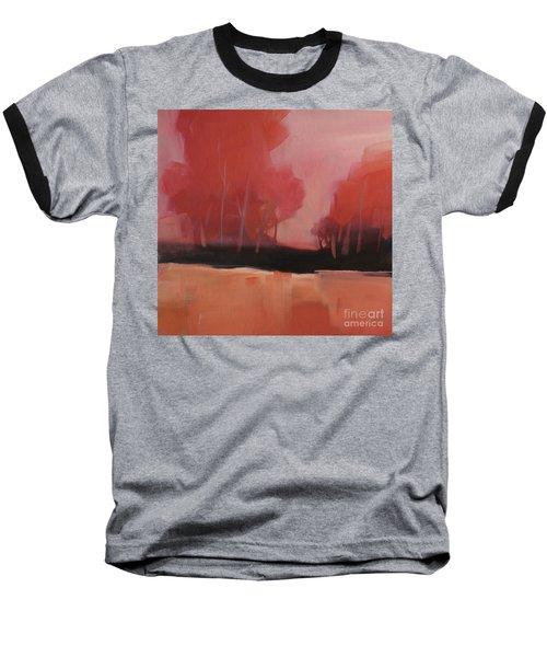Red Flair Baseball T-Shirt