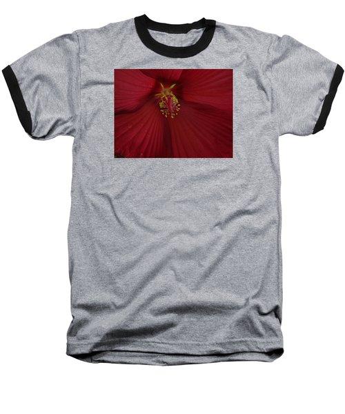 Red Passion Baseball T-Shirt