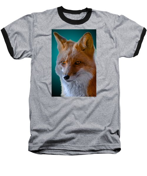Red Fox Baseball T-Shirt