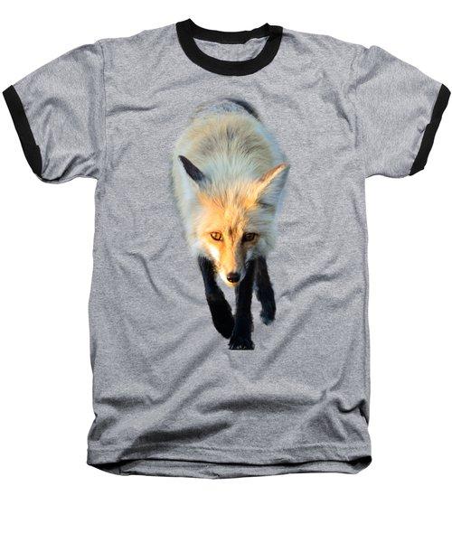 Red Fox Shirt Baseball T-Shirt