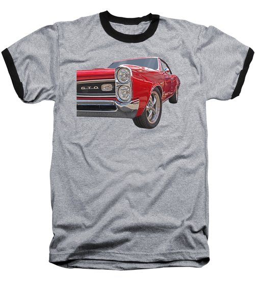 Red Gto Baseball T-Shirt