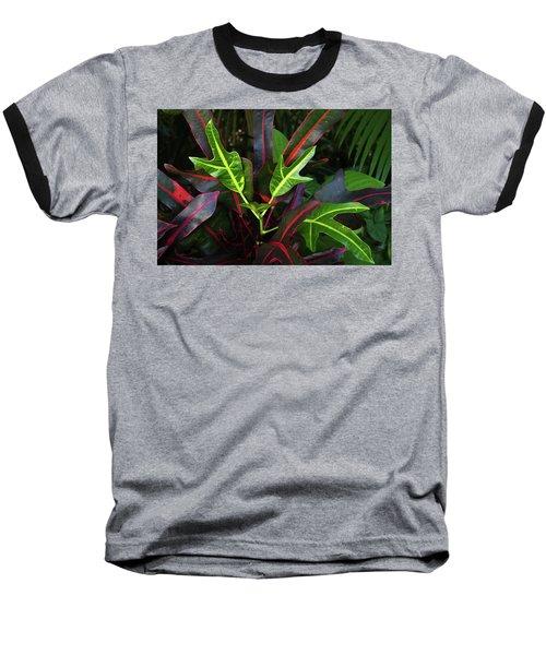 Red Hot And Green Baseball T-Shirt