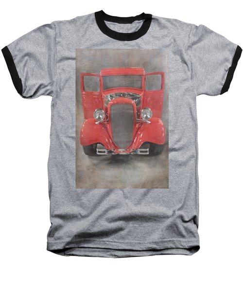 Red Hot Baby Baseball T-Shirt