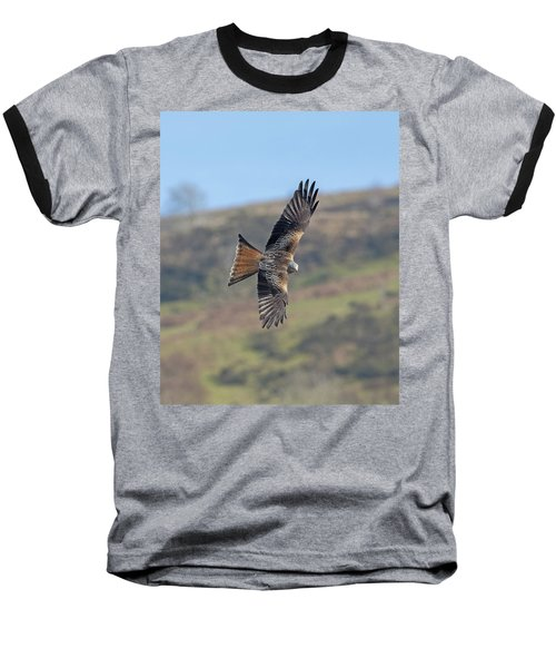 Red Kite Baseball T-Shirt