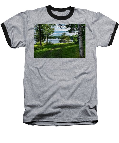 Red Lake Ontario 2 Baseball T-Shirt