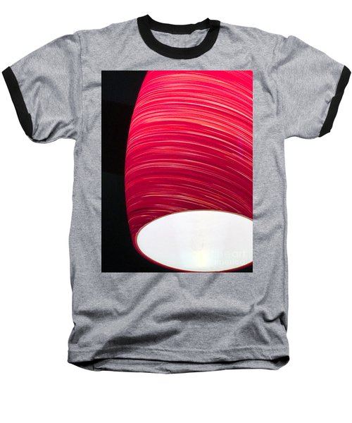 Red Light Cafe Baseball T-Shirt