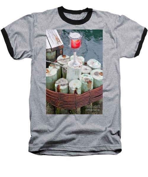 Red Light District Baseball T-Shirt