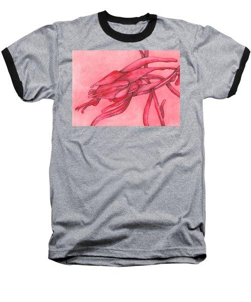 Red Lust Baseball T-Shirt