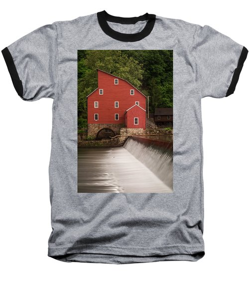 Red Mill Clinton New Jersey Baseball T-Shirt
