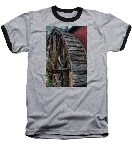Red Mill Wheel 2007 Baseball T-Shirt