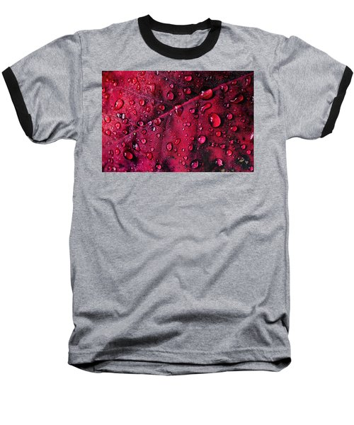 Red Morning Baseball T-Shirt