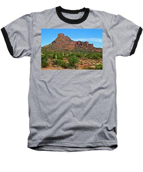 Red Mountain Baseball T-Shirt