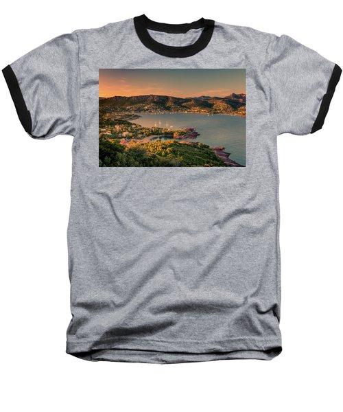 Red Mountains Baseball T-Shirt