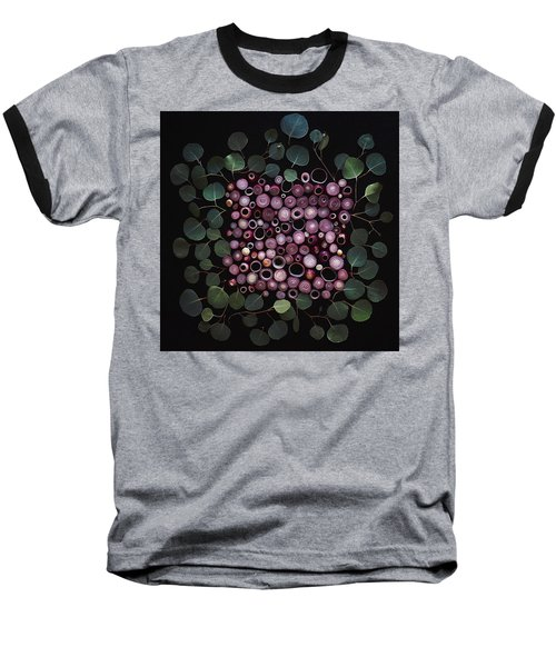 Red Pearl Onions Baseball T-Shirt