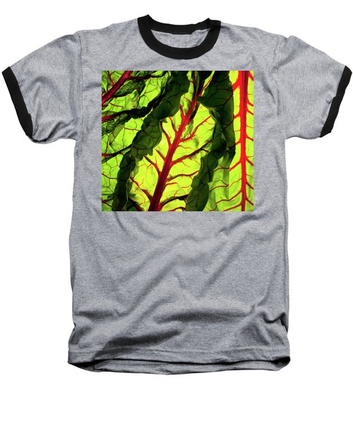 Baseball T-Shirt featuring the photograph Red River by Bobby Villapando