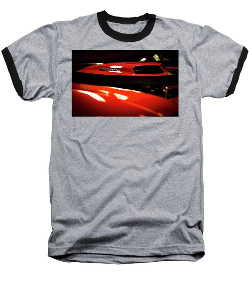 Red Rocket Baseball T-Shirt
