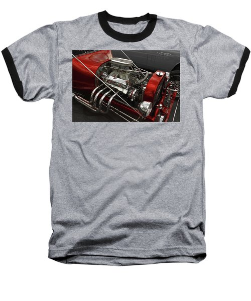 Red Rod Baseball T-Shirt