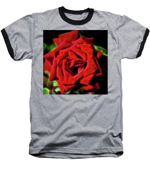 Red Rose 1a Baseball T-Shirt
