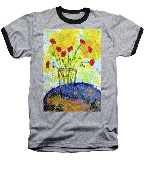 Red Roses For You Baseball T-Shirt