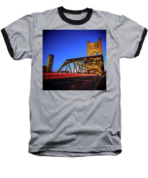 Red Runner- Baseball T-Shirt