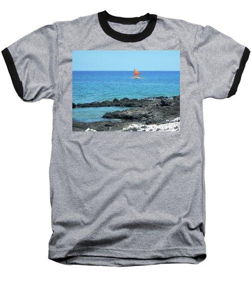 Red Sail Baseball T-Shirt