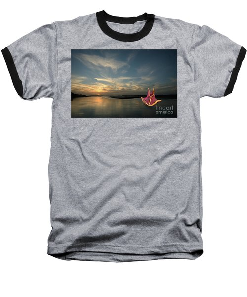 Red Sails In The Sunset Baseball T-Shirt