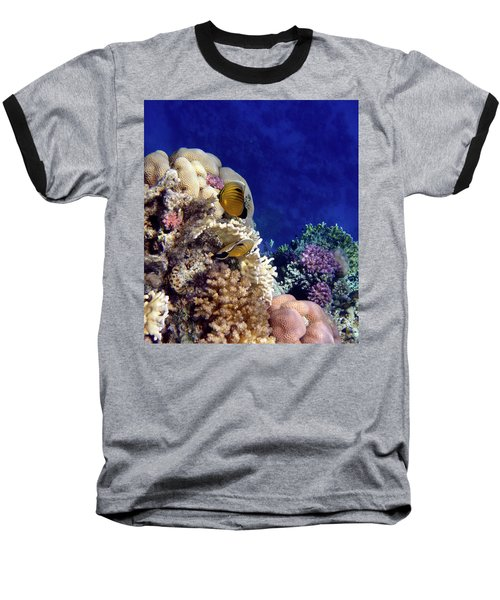 Red Sea Exotic World Baseball T-Shirt