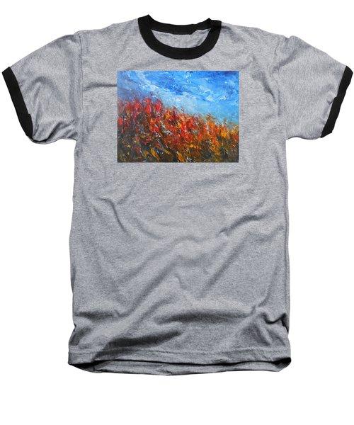 Red Sensation Baseball T-Shirt