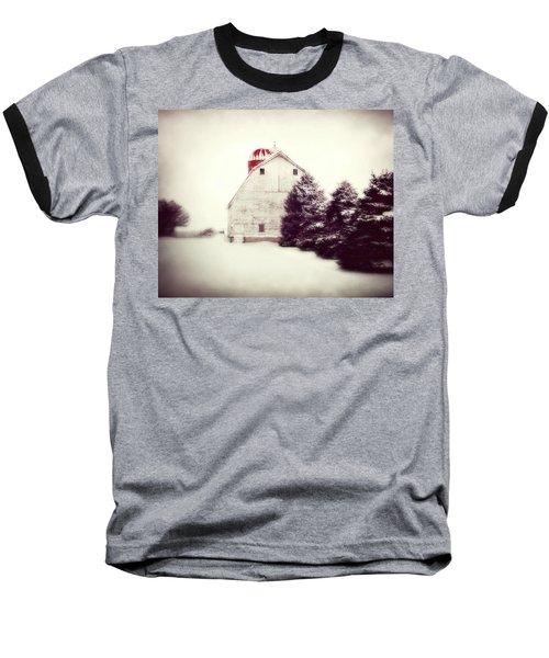 Red Silo Baseball T-Shirt