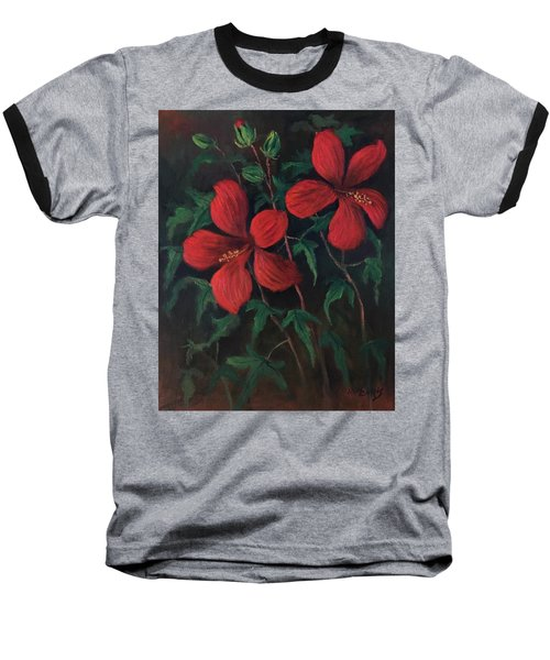 Red Soldiers Baseball T-Shirt