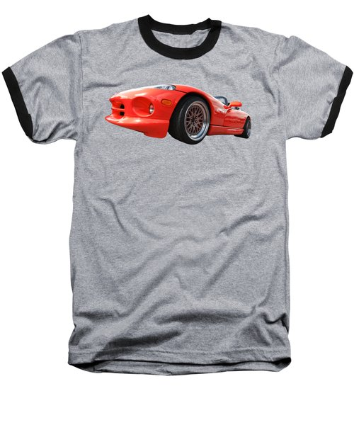 Red Viper Rt10 Baseball T-Shirt