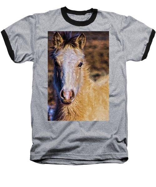 Red Willow Pony Baseball T-Shirt