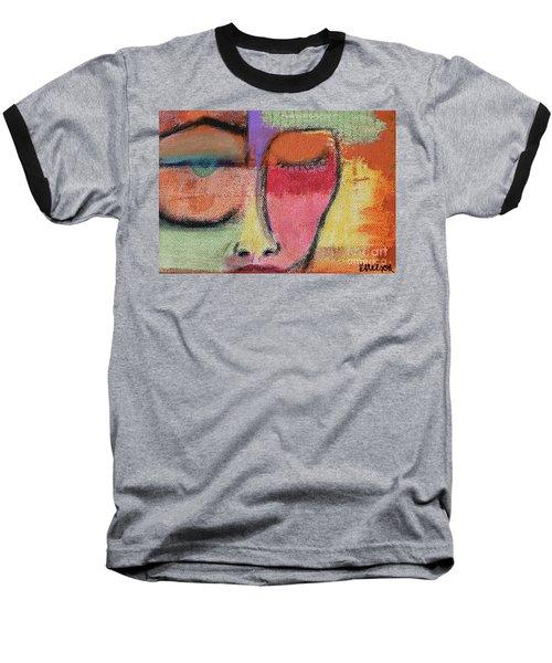 Red Wisdom Baseball T-Shirt