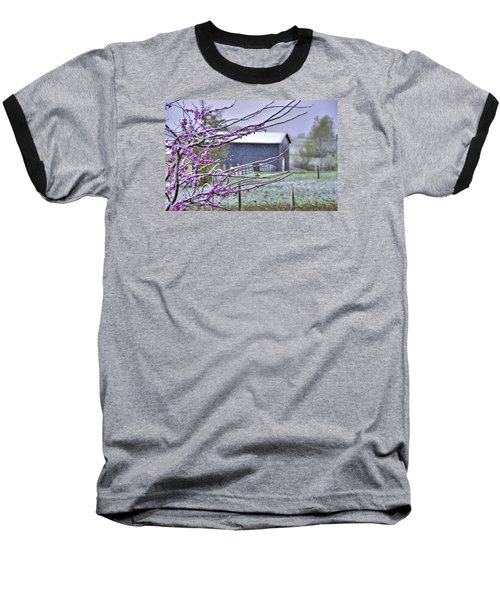 Redbud Winter Baseball T-Shirt