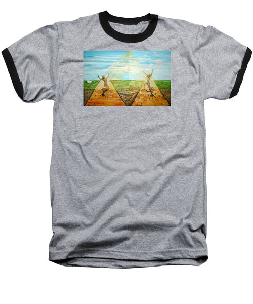 Redemption Baseball T-Shirt
