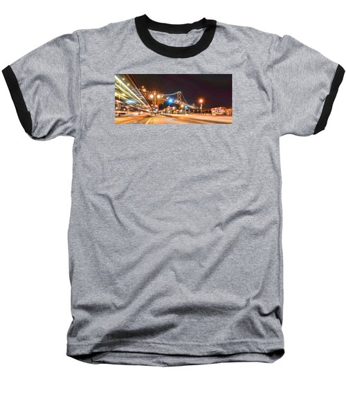 Baseball T-Shirt featuring the photograph Red's Java House by Steve Siri