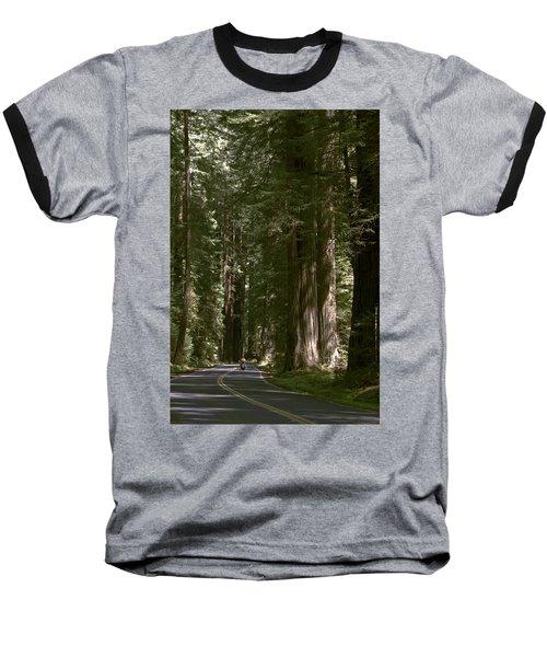 Redwood Highway Baseball T-Shirt