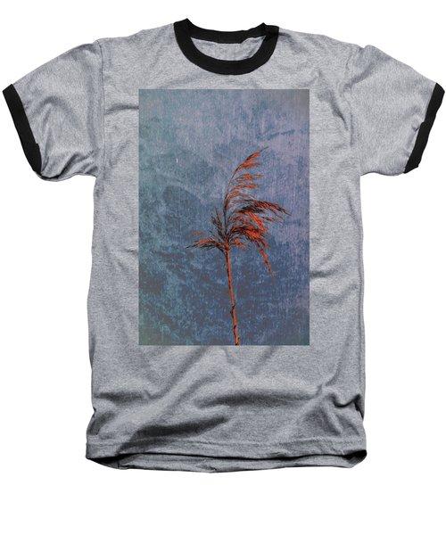 Reed #f9 Baseball T-Shirt by Leif Sohlman