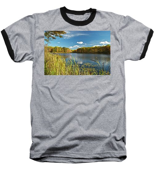 Reed Lake 0251 Baseball T-Shirt