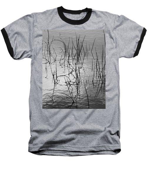 Reeds Baseball T-Shirt by Art Shimamura