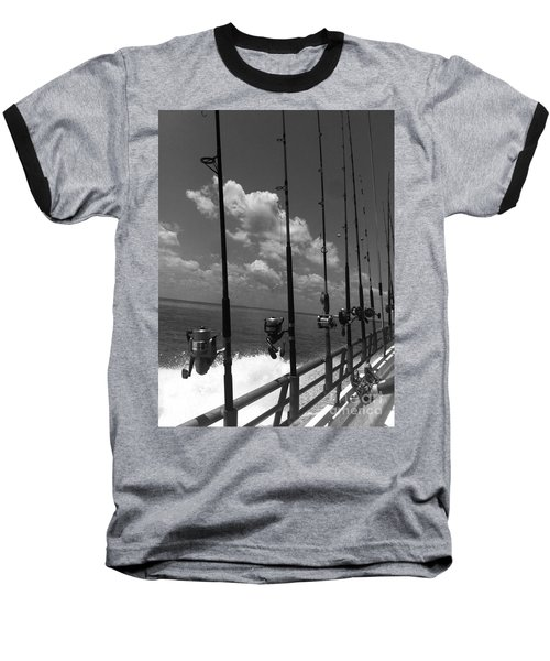 Reel Clouds Baseball T-Shirt