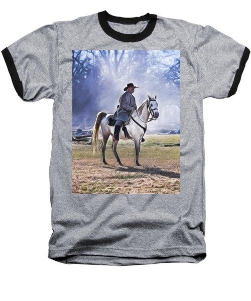 Reenactment General Baseball T-Shirt