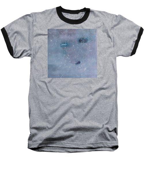 Self-examination Baseball T-Shirt by Min Zou