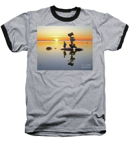 Reflect Baseball T-Shirt