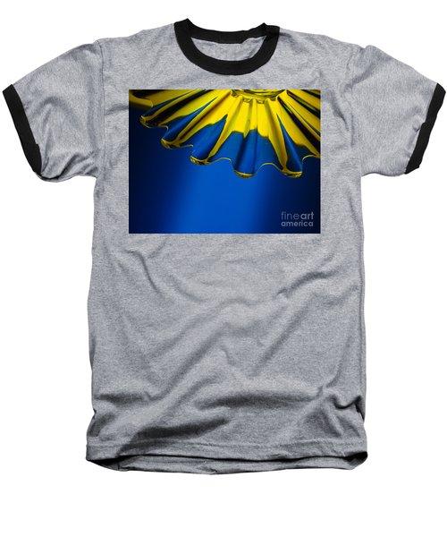 Reflected Light Baseball T-Shirt by Trena Mara