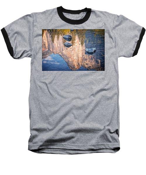 Reflected Majesty Baseball T-Shirt
