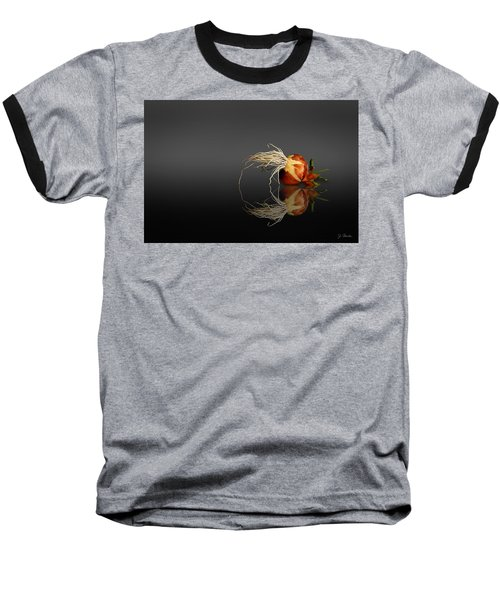 Reflected Onion No. 3 Baseball T-Shirt