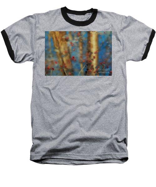 Reflecting Gold Tones Baseball T-Shirt