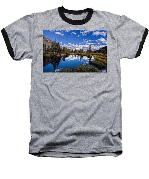 Reflecting Baseball T-Shirt